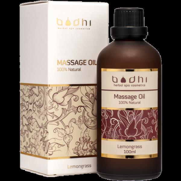 olejek do masażu trawa cytrynowa